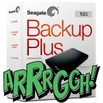 """Seagate Backup Plus"""