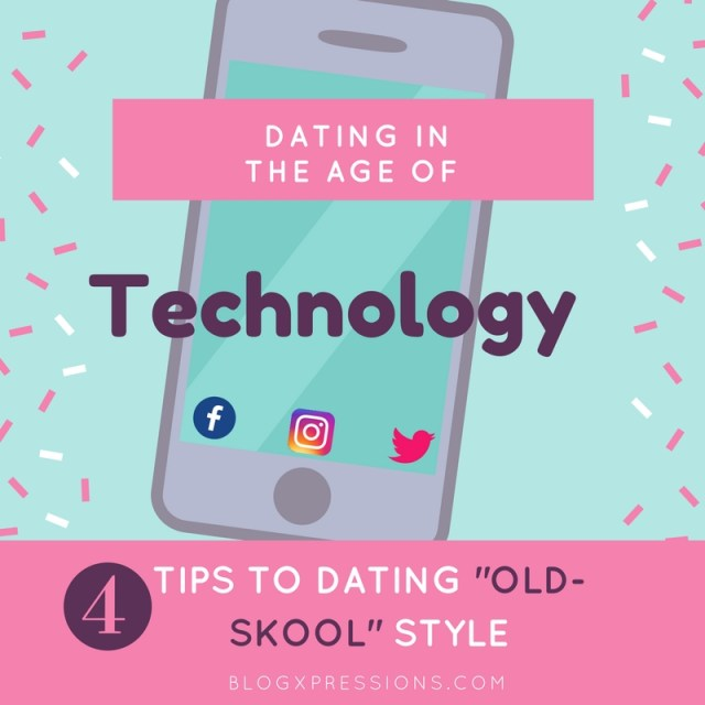 Dating in the Age of Technology