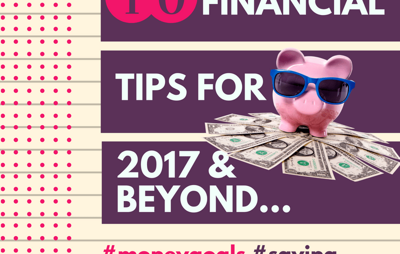 10 Financial Tips for the New Year