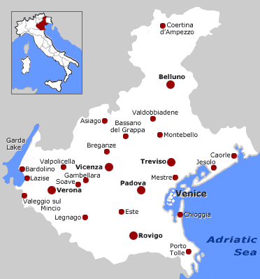 map valpolicella