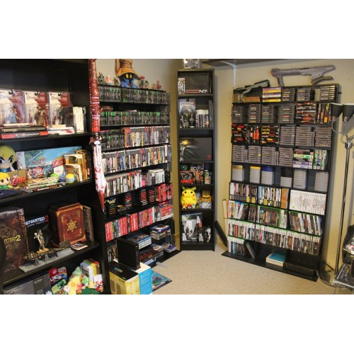 Medium Crop Of Video Game Shelf