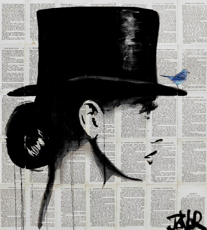 artist spotlight loui jover top hat