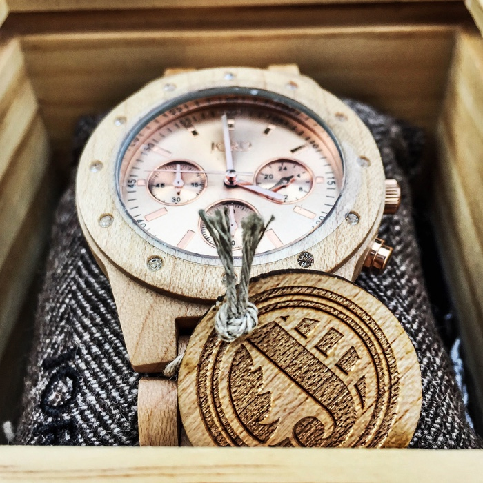 Jord Wooden Watch 5