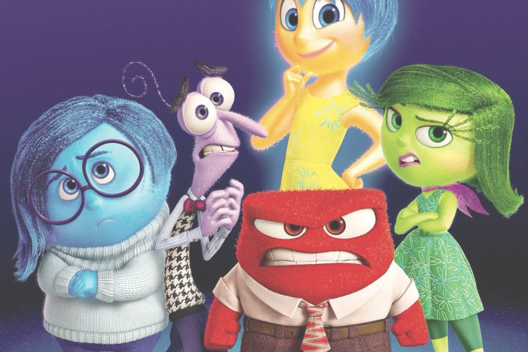 "5 Psychology Concepts From Pixar's ""Inside Out"""