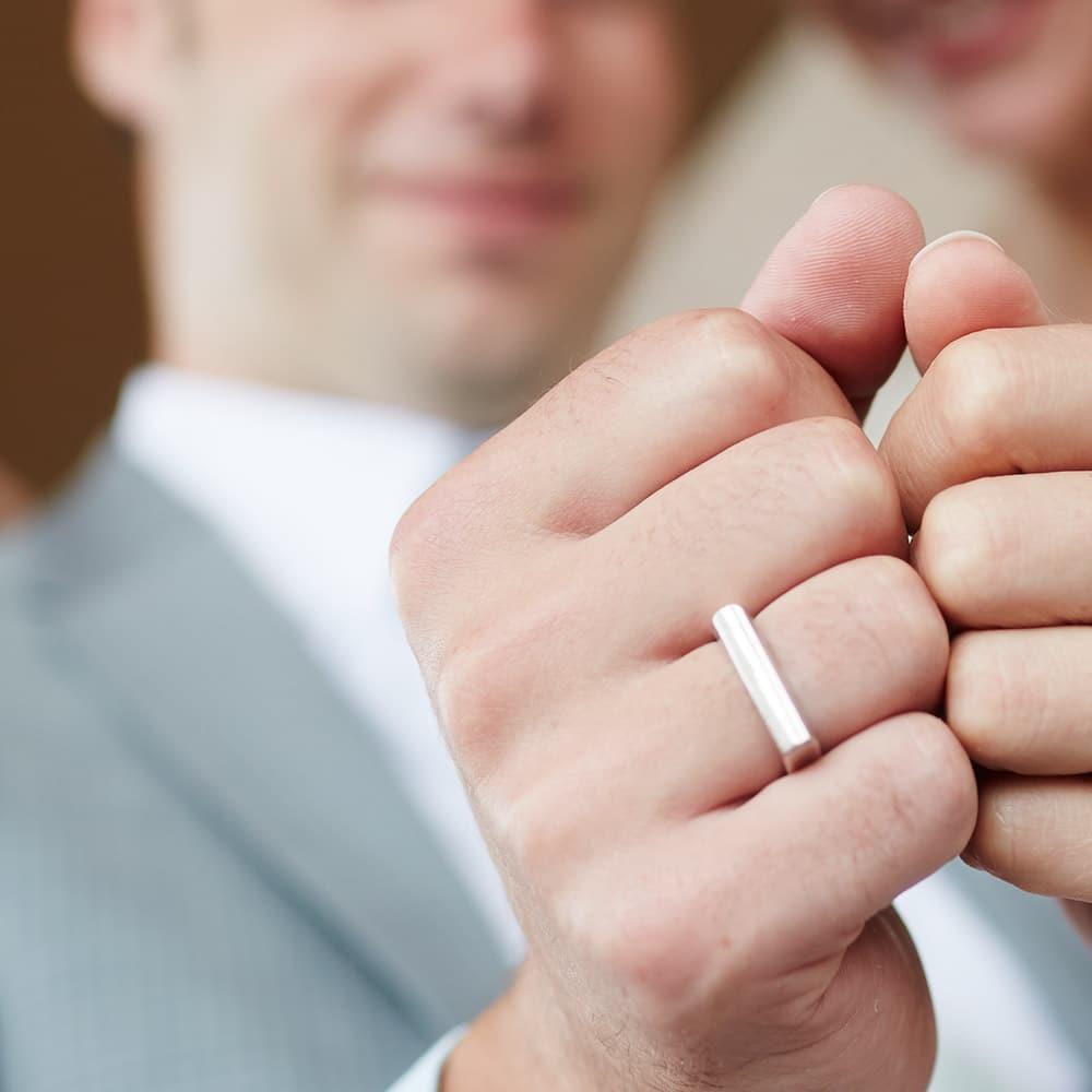male wedding ring one man wedding ring Male design wedding ring One the perfect wedding ring for a man A bit tough