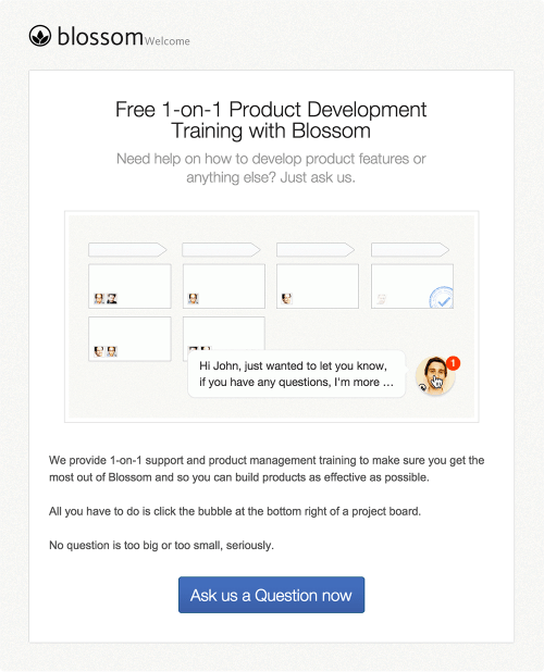 New Onboarding Email