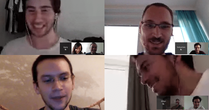Remote Team Chat
