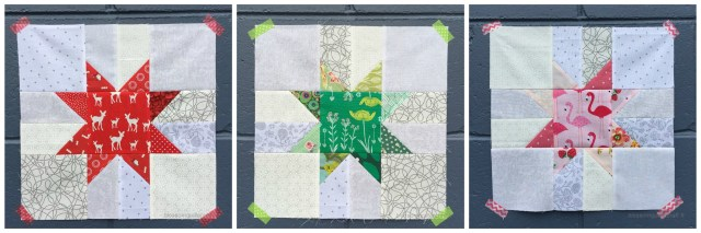 patchwork étoile quilting bee