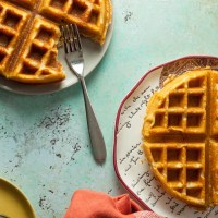 Antebellum Rice Waffles (and The Big Jones Cookbook)