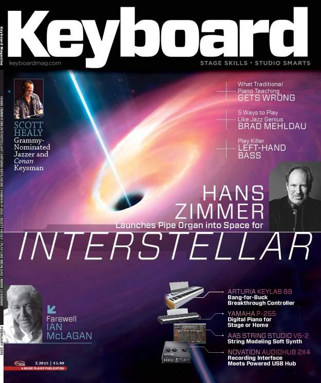 Scott Healy Keyboard Mag Feature