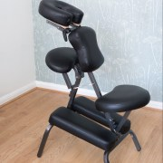 Specialised seated massage chair