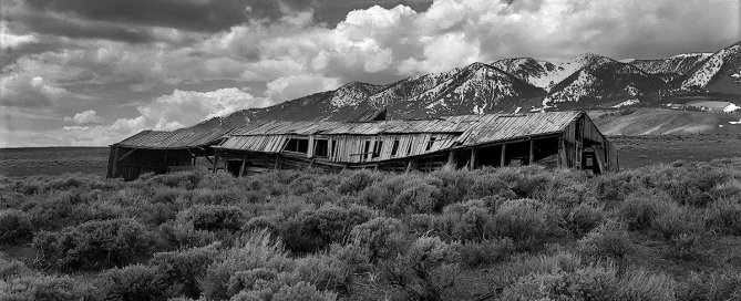 Elk Mountain, Wyoming