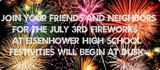 Final Fireworks