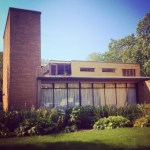 Bertrand Goldberg Dr Aaron Heimbach House