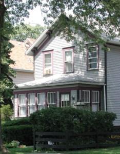 2444 Walnut Street (built c. 1868)