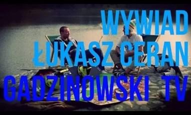 Jacek Gadzinowski i Łukasz Ceran