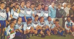 u craiova cupa romaniei 1993