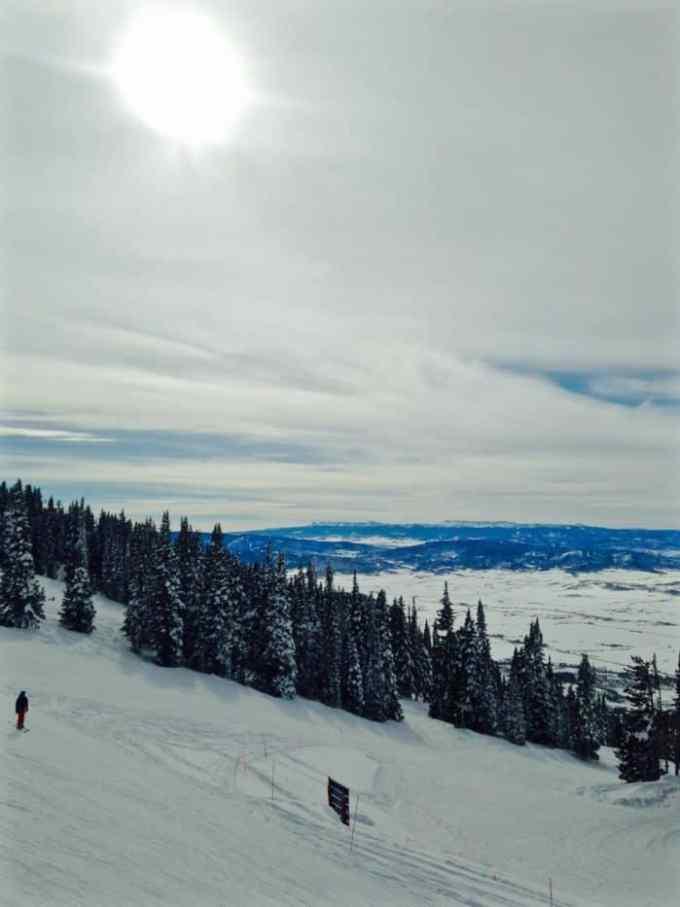Steamboat Ski Weekend   Blue Mountain Belle