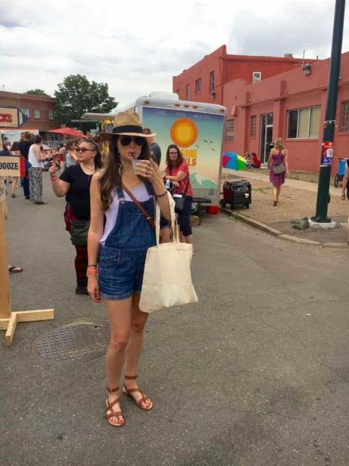 Denver Flea with PepsiCo Recycling | Blue Mountain Belle