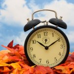 Fall Back One Hour This Coming Weekend : Daylight Saving Time Ends 2 AM Sunday (Nov 5th)
