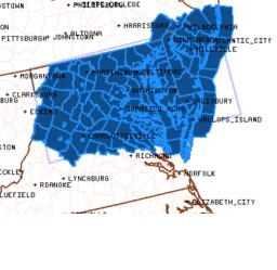 Severe Thunderstorm Watch - Canceled For Much Of Central VA @ 7:50 PM