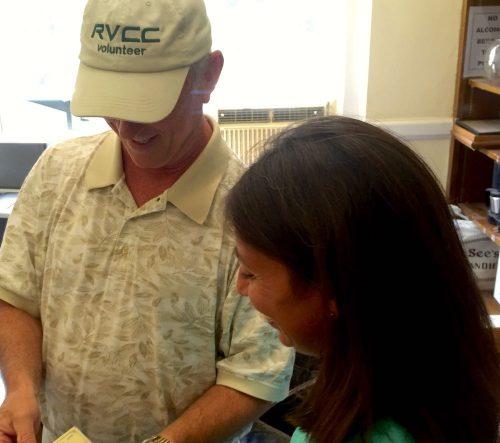 Blue Ridge Life Donates To RVCC Green Initiative Program