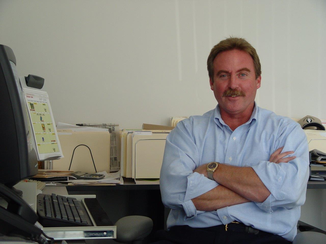 Happy Trails Greg Kelly : CVEC Trusted Friend & Colleague ...