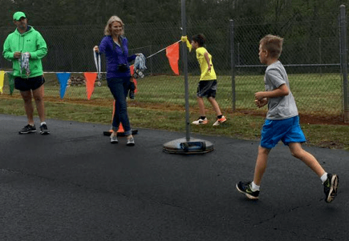 Nelson : Perfect Launch Of Inaugural Rockfish River Elementary Earth Day 5K & Fun Run