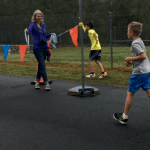 Nelson : Perfect Launch Of Inaugural Rockfish River Elementary Earth Day 5K & Fun Run
