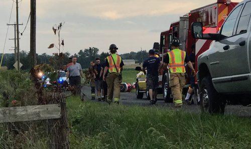 Augusta County : VSP Investigating Fatal Crash