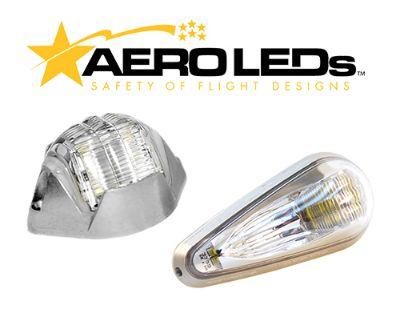 Aero Leds Aircraft Lighting with Emapa