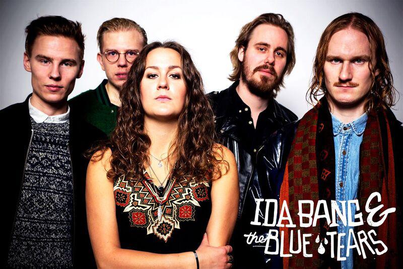 Ida Bang & The Blue Tears (Presse)