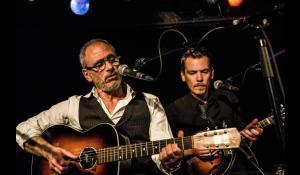 Paul Banks & Svante Sjöblom 2016