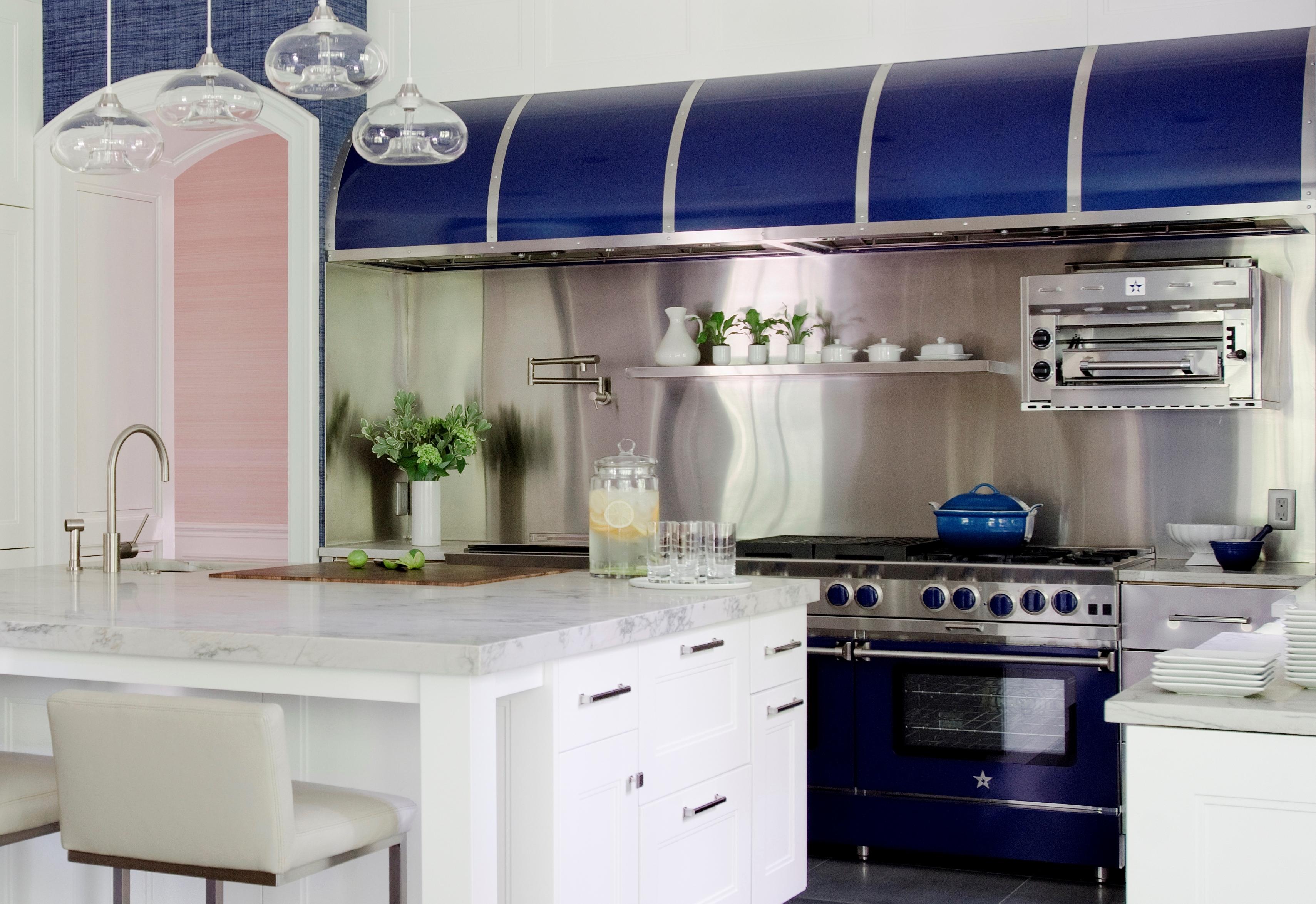 Absorbing Bluestar Kitchen Design Contest Copy Bluestar Blue Star Appliances Near Me Discount Blue Star Appliances houzz-03 Blue Star Appliances