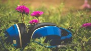 Flower_Headphones