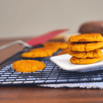 Easy Sweet Potato Cookies