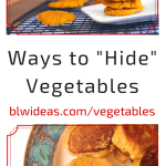 Ways to Incorporate Vegetables