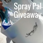 Spray Pal Giveaway!