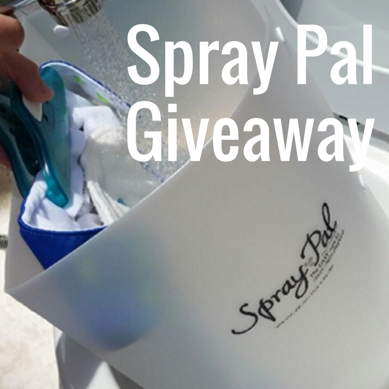 Spray Pal Giveaway