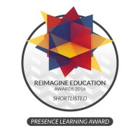 Reimagine Education awards logo