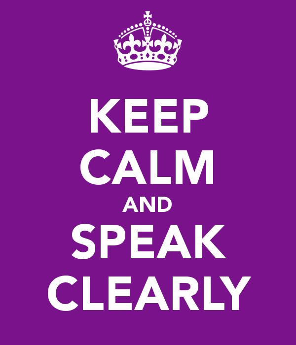 How to Stop Mumbling and Speak Clearly