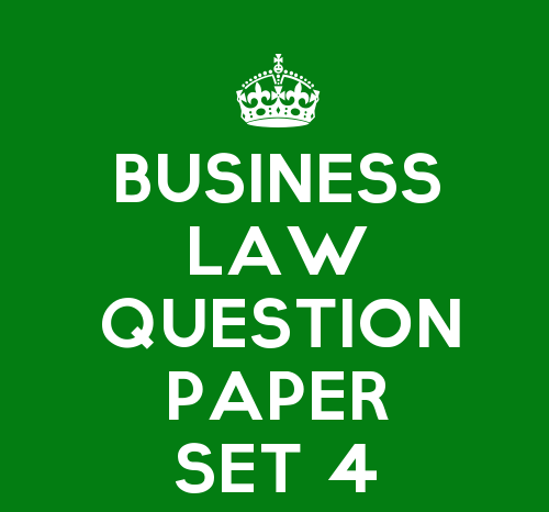 business law question papers mba Business law spring 2014 course outline & syllabus agency, business organizations, commercial paper, property t/f, and essay questions.