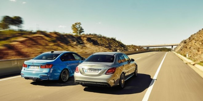 Bmw M4 Competition Package Vs Mercedes C63 Amg S