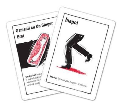 Povesti Intunecate-Lex Games carti
