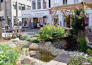 Oldenburger Stadtgärten