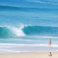 Golfsurfen in Frankrijk