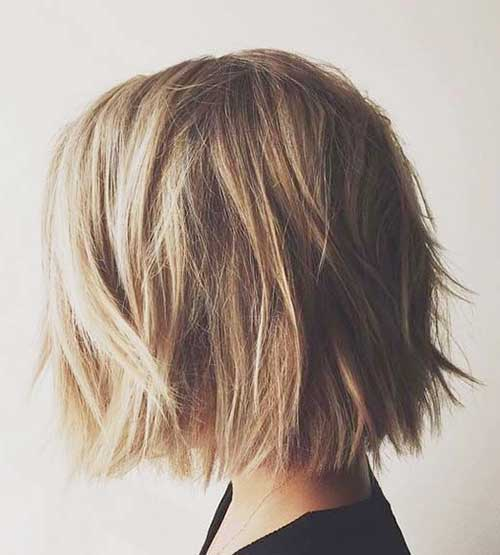 20 Chic Short Medium Hairstyles for Women of 13