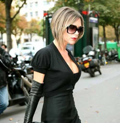 25 Best Victoria Beckham Bob Hairstyles of 22 by Rodney
