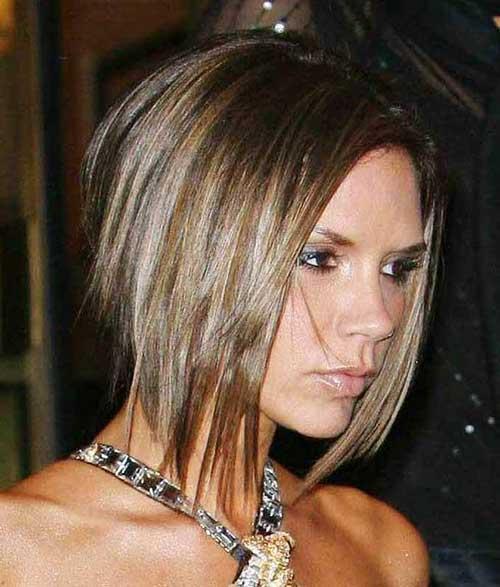 25 Best Victoria Beckham Bob Hairstyles of 6 by Rodney