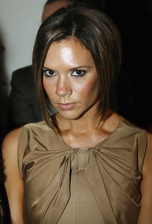 25 Best Victoria Beckham Bob Hairstyles of 15 by Rodney